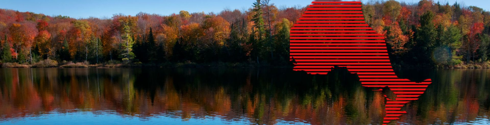 Programs - fall trees and lake